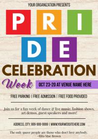 Template LGBT pride