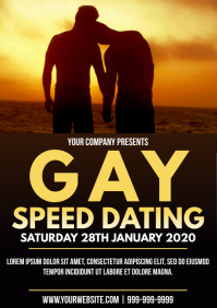 Template LGBT speed dating