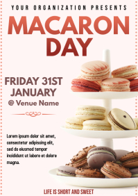 Template macaron day