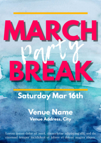Template march break party