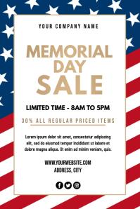 Template memorial day