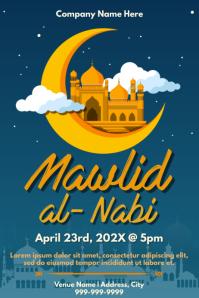 Template muslim mawlid