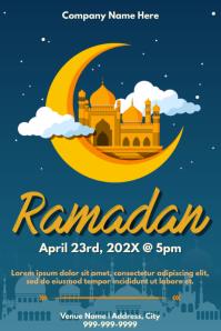 Template muslim ramadan