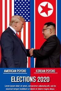 Template north korea