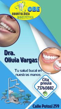 template odontología สถานะ WhatsApp