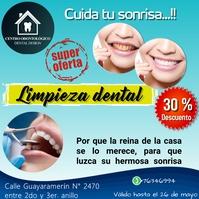 template odontología Iphosti le-Instagram