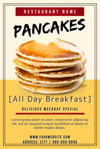Template pancakes