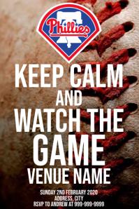 Template sports baseball Philadelphia Phillie