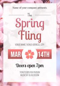 Template spring fling