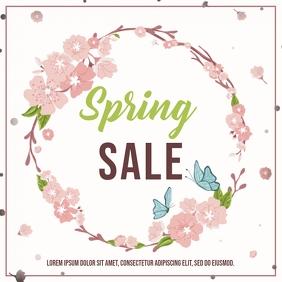 Template spring sale