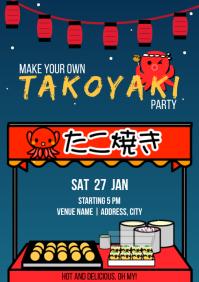 Template takoyaki