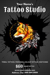 Template tattoo
