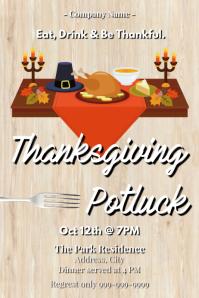 Template Thanksgiving Iphosta