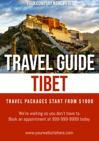 Template travel china tibet