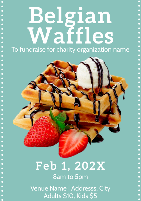 Templates waffles