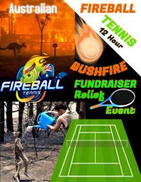 Tennis Fundraiser