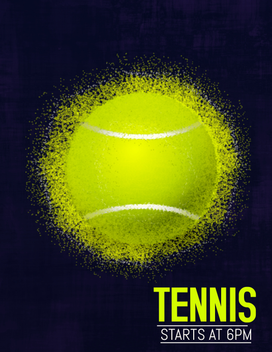 Tennis templates,march madness,event flyer