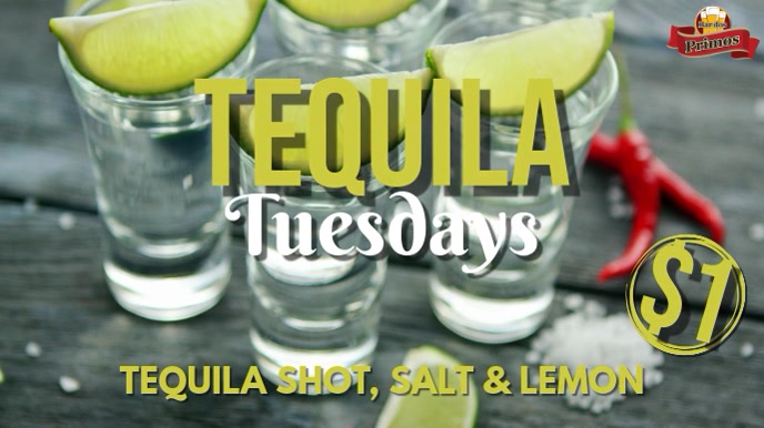 Tequila Video Ad Template