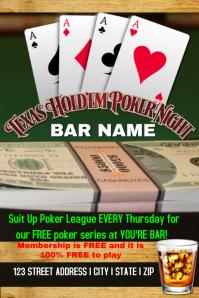 Texas Holdem Poker Tournament