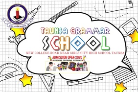 TGS TAUNSA Плакат template