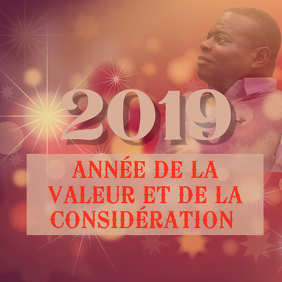 Thème de l'année 2019