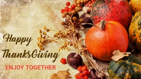 Thank you,thanksgiving,event,autumn Iphosti le-Twitter template
