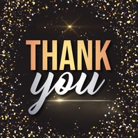 thank you card cards online Instagram-Beitrag template