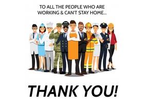 THANK YOU! Pamflet (VSA Brief) template