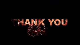 Thank You In All Language Video Template