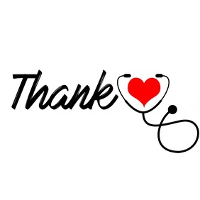 thank you logo design template