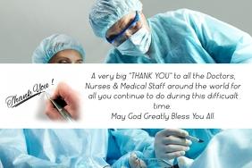 Thank you Medical Staff