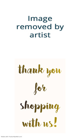 Customizable design templates for thank you for shopping postermywall thank you message card label tag marketing spiritdancerdesigns Images