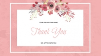 Thank you note Presentation (16:9) template