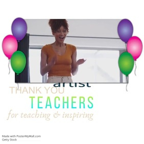 Thank You Teachers Video
