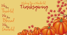 Thankgiving Greeting for Facebook
