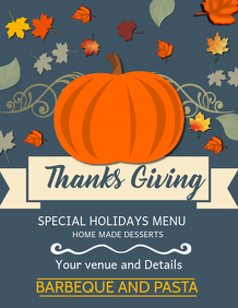 Thanks giving Flyers,event Flyers