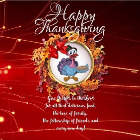 thanks giving video2