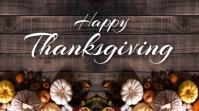Thanksgiving, event,autumn,menu Twitter Post template