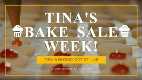 Thanksgiving Bake Sale Video Advertisement