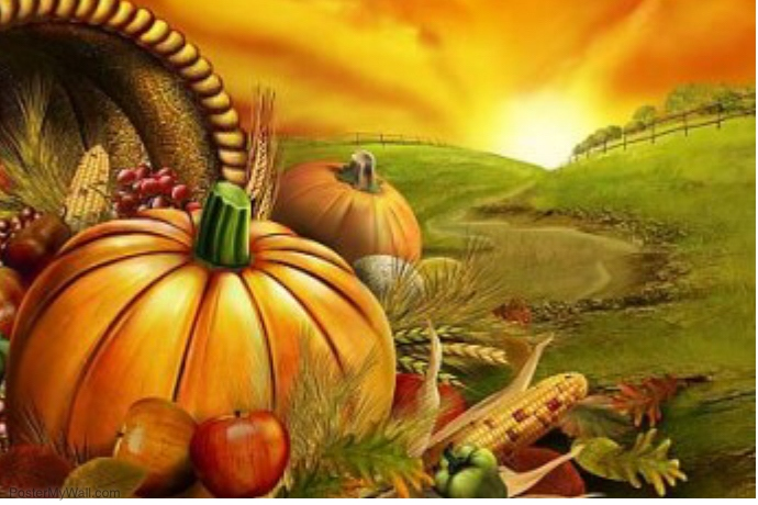 thanksgiving card template postermywall