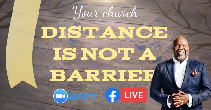 thanksgiving church ad social media TEMPLATE Ibinahaging Larawan sa Facebook