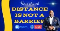 thanksgiving church ad social media TEMPLATE Obraz udostępniany na Facebooku