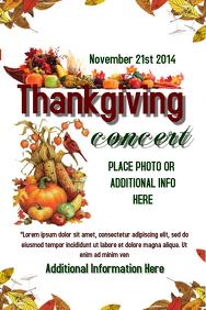 Thanksgiving Concert