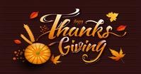thanksgiving, online cards Obraz udostępniany na Facebooku template