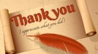Thanksgiving Wpis na Twittera template