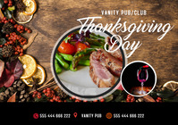 Thanksgiving A2 template