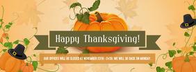 Thanksgiving Facebook Cover Photo
