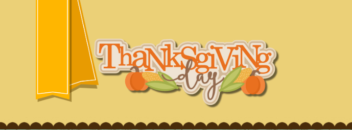 Thanksgiving FB cover Facebook Omslag Foto template