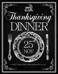350 customizable design templates for dinner party postermywall