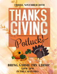 130 Customizable Design Templates For Potluck Postermywall
